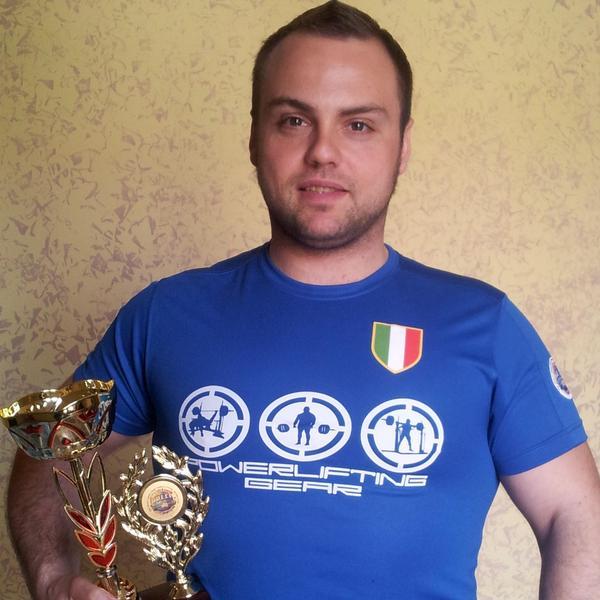 Powerlifting, è siciliano il vice-campione europeo
