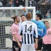 Calcio, Palermo: ko a Siena, ma l'arbitro...