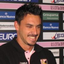 Calcio, Palermo: Pinilla pronto per la nuova stagione