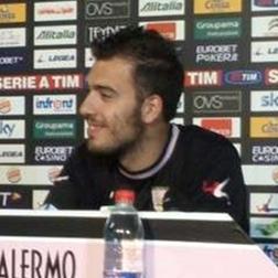 Calcio, Palermo: Viviano concentrato sul presente